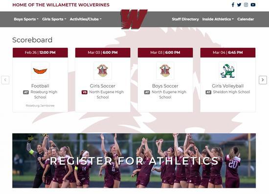 www.willamettewolverines.com